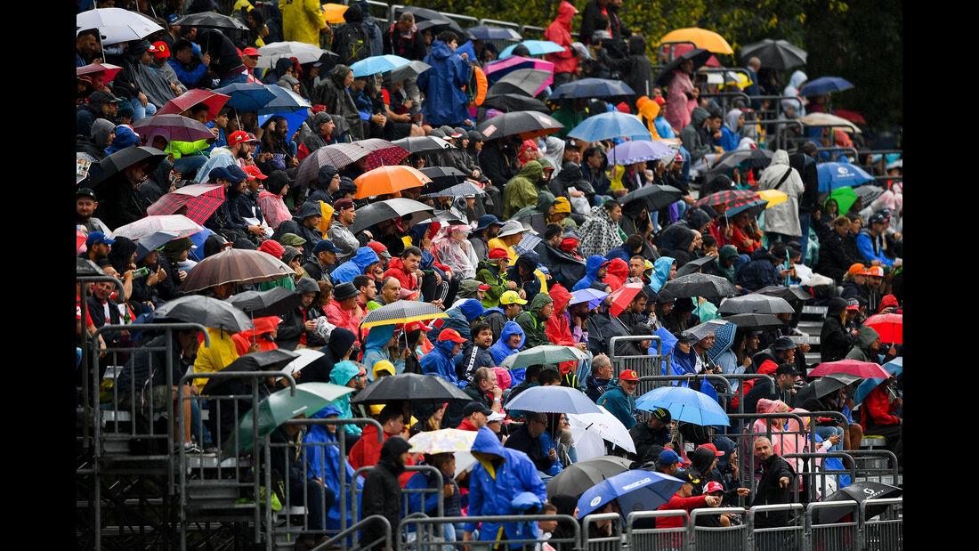 Impressionen - Formel 1 - GP Italien - Monza - 6. September 2019