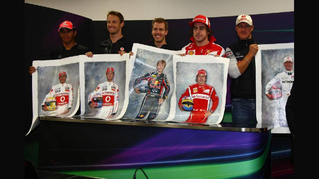 Impressionen  - Formel 1 - GP Japan - 07. Oktober 2011
