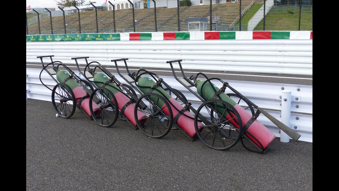 Impressionen - Formel 1 - GP Japan - Suzuka - 1. Oktober 2014
