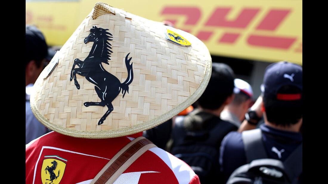 Impressionen - Formel 1 - GP Japan - Suzuka - 10. Oktober 2019