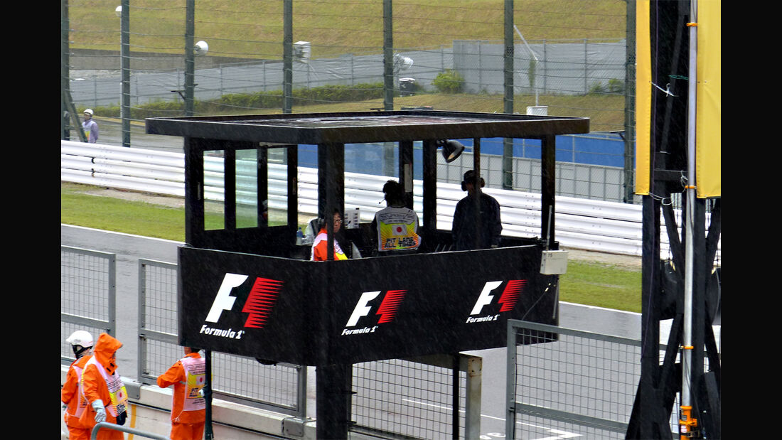 Impressionen - Formel 1 - GP Japan - Suzuka - 25. September 2015