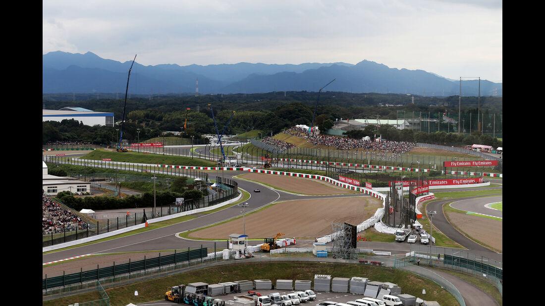 Impressionen - Formel 1 - GP Japan - Suzuka - 26. September 2015