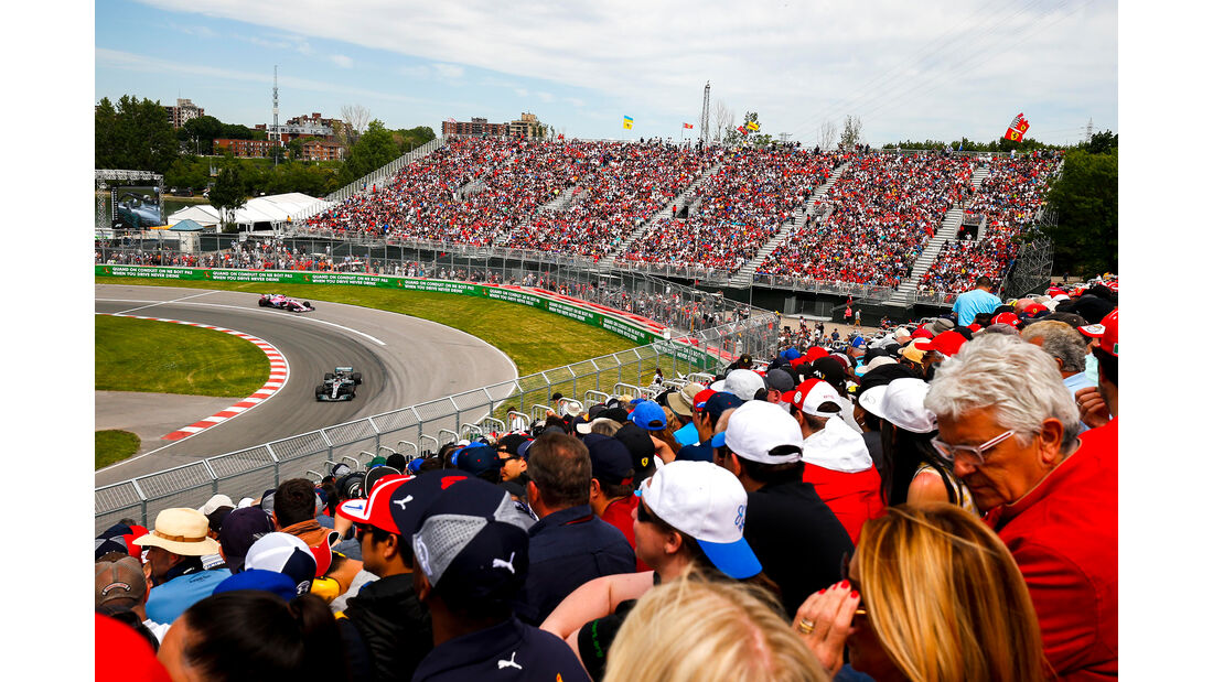 Impressionen - Formel 1 - GP Kanada 2018