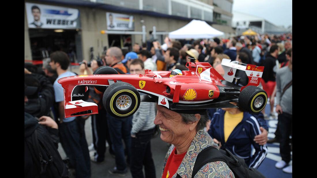 Impressionen - Formel 1 - GP Kanada - 6. Juni 2013