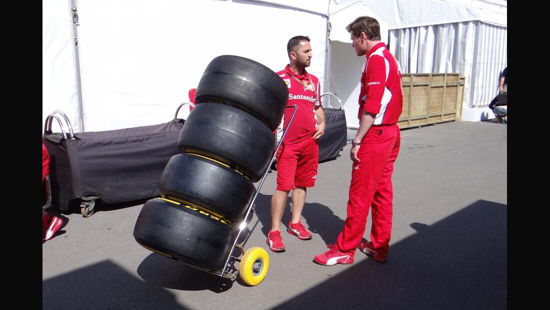 Impressionen - Formel 1 - GP Kanada - 7. Juni 2012