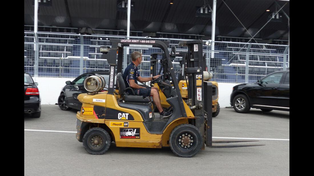 Impressionen - Formel 1 - GP Kanada - Montreal - 4. Juni 2014