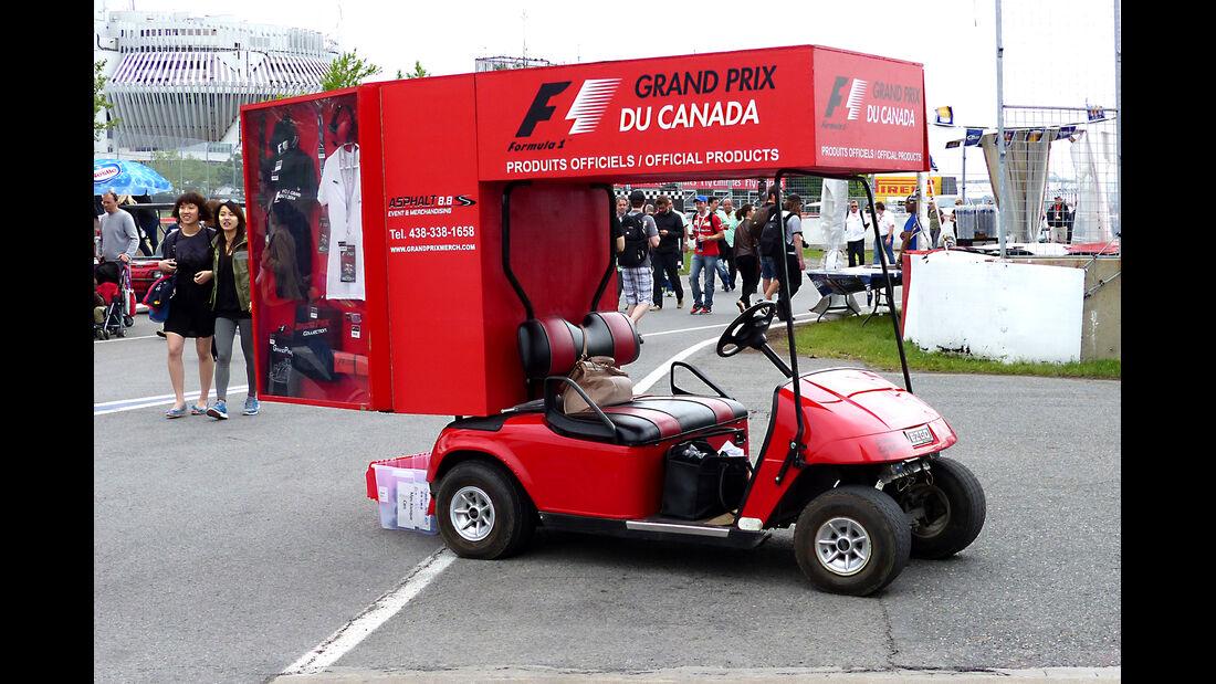 Impressionen - Formel 1 - GP Kanada - Montreal - 5. Juni 2014