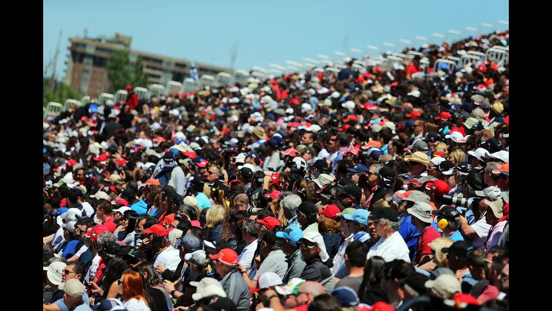 Impressionen - Formel 1 - GP Kanada - Montreal - 6. Juni 2015