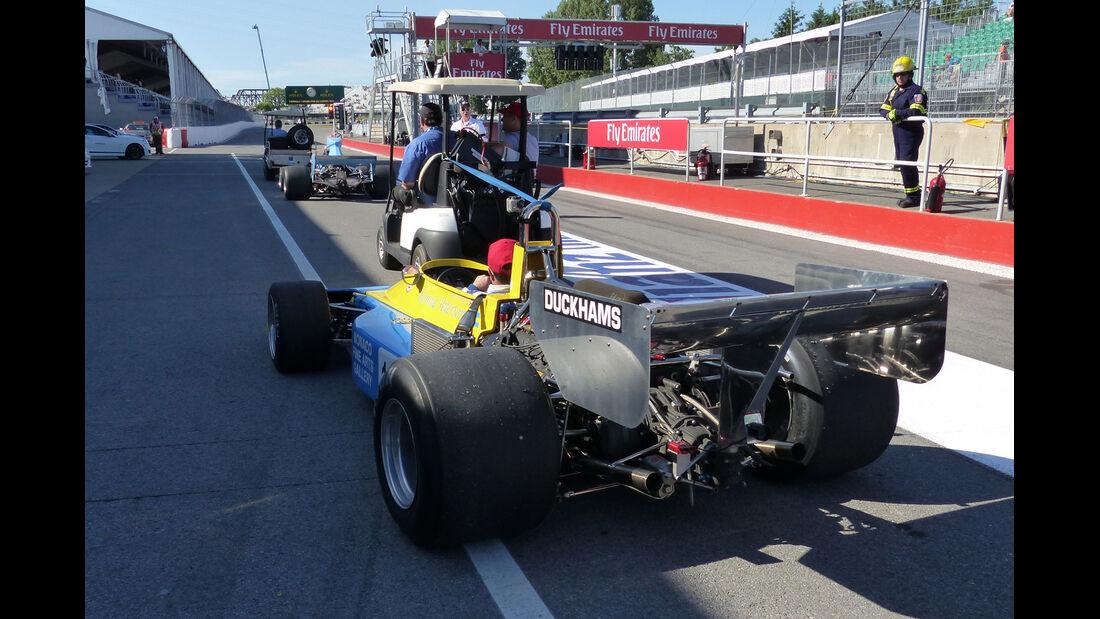 Impressionen - Formel 1 - GP Kanada - Montreal - 7. Juni 2014