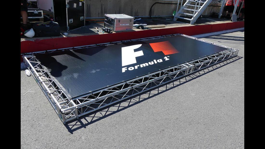 Impressionen - Formel 1 - GP Kanada  - Montreal - 7. Juni 2017