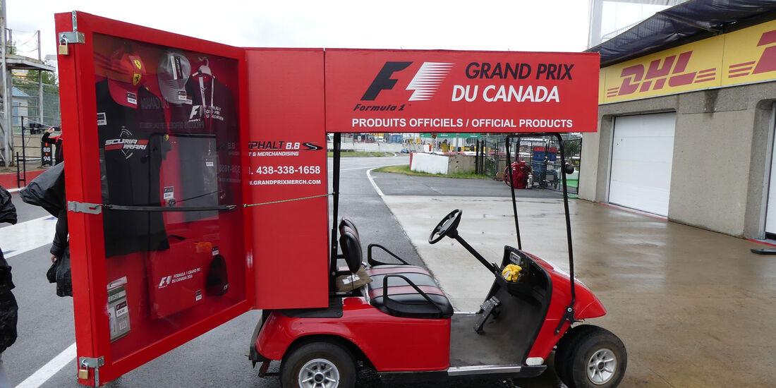 Impressionen - Formel 1 - GP Kanada - Montreal - 9.6.2016