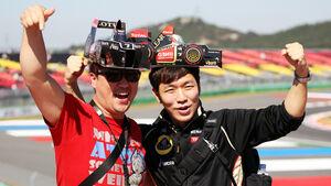 Impressionen - Formel 1 - GP Korea - 4. Oktober 2013
