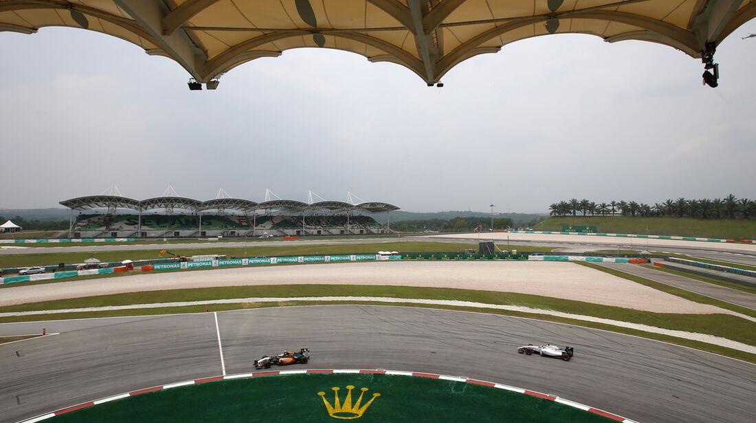 Impressionen - Formel 1 - GP Malaysia - Sepang - 29. März 2014