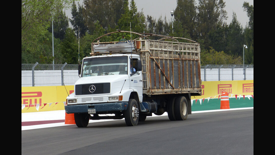 Impressionen - Formel 1 - GP Mexico - 28. Oktober 2015
