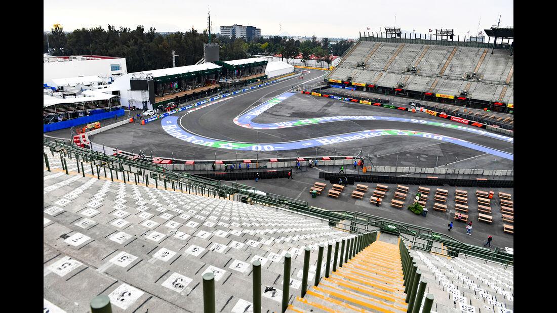 Impressionen - Formel 1 - GP Mexiko - 24. Oktober 2019
