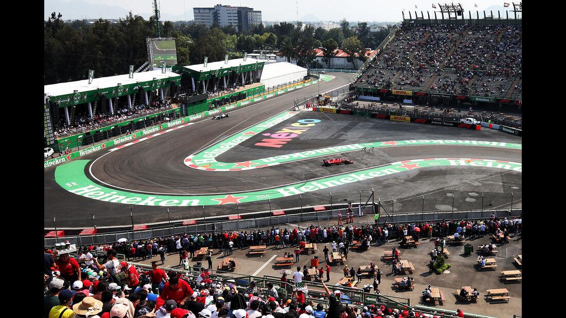 Impressionen - Formel 1 - GP Mexiko - 26. Oktober 2018