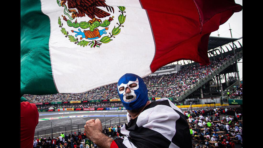 Impressionen - Formel 1 - GP Mexiko - 26. Oktober 2019