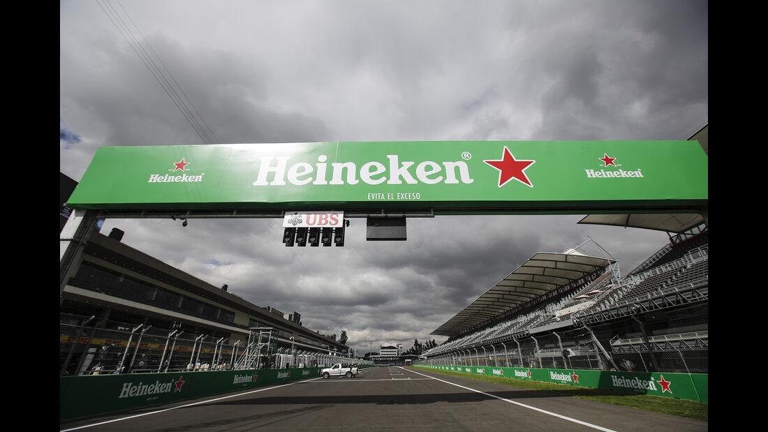 Impressionen - Formel 1 - GP Mexiko - 27. Oktober 2016