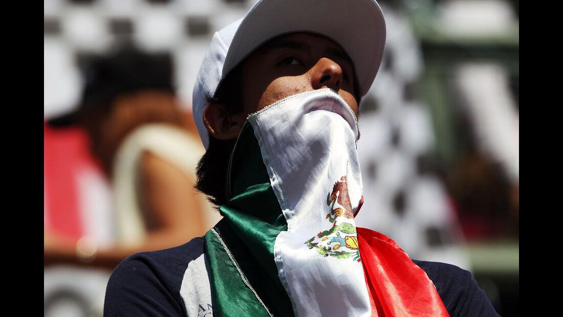 Impressionen - Formel 1 - GP Mexiko - 29. Oktober 2016