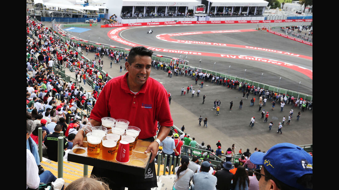 Impressionen - Formel 1 - GP Mexiko - 30. Oktober 2015