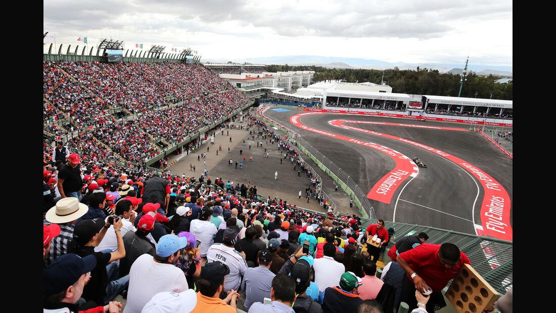 Impressionen - Formel 1 - GP Mexiko - 31. Oktober 2015