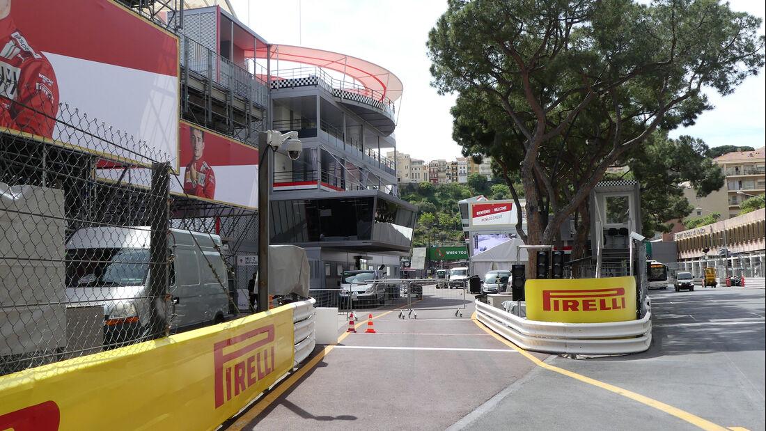 Impressionen - Formel 1 - GP Monaco - 19. Mai 2021