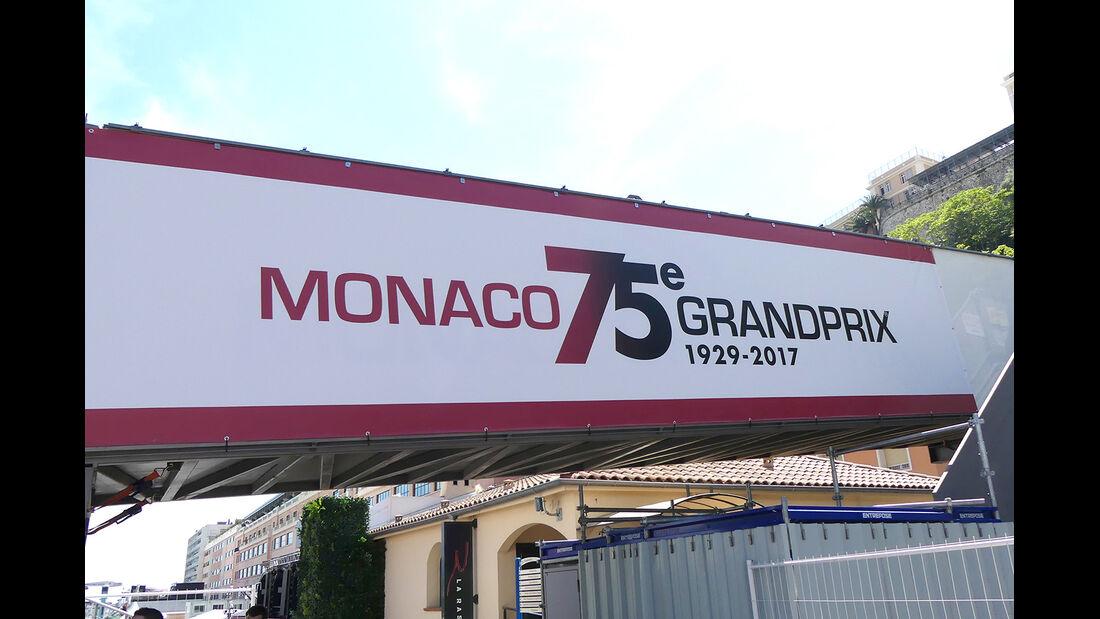 Impressionen - Formel 1 - GP Monaco - 23. Mai 2017