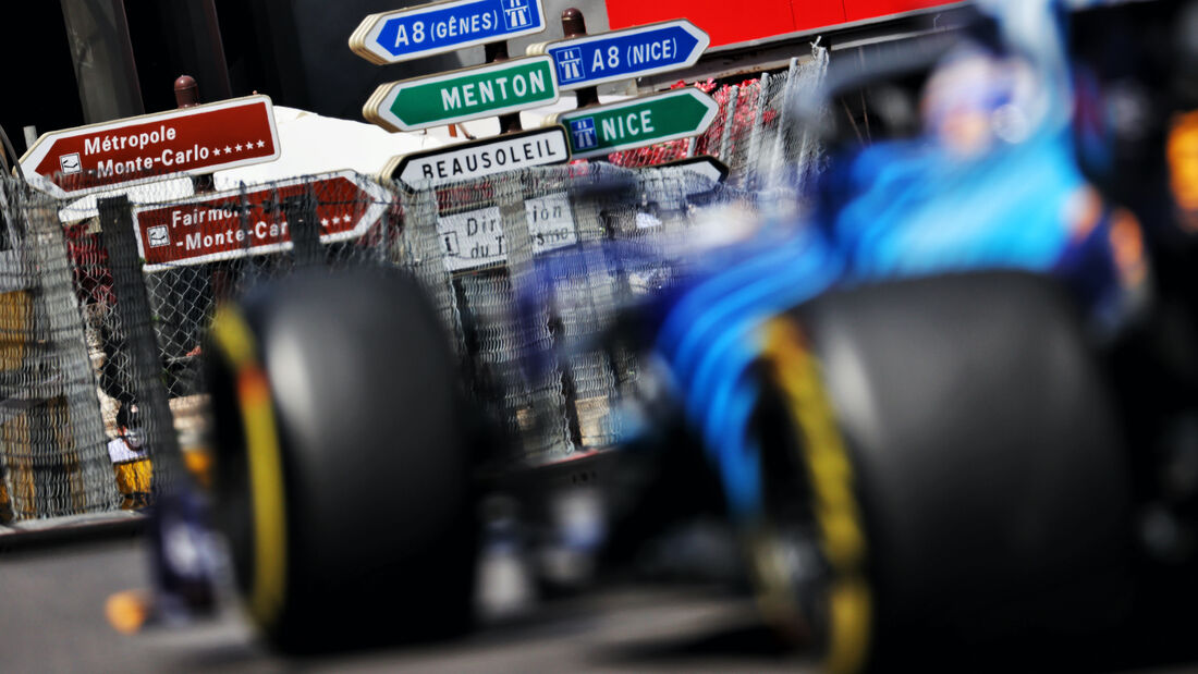 Impressionen - Formel 1 - GP Monaco - 23. Mai 2021