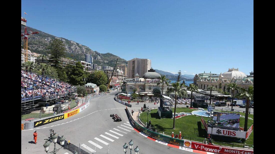 Impressionen - Formel 1 - GP Monaco - 24. Mai 2014