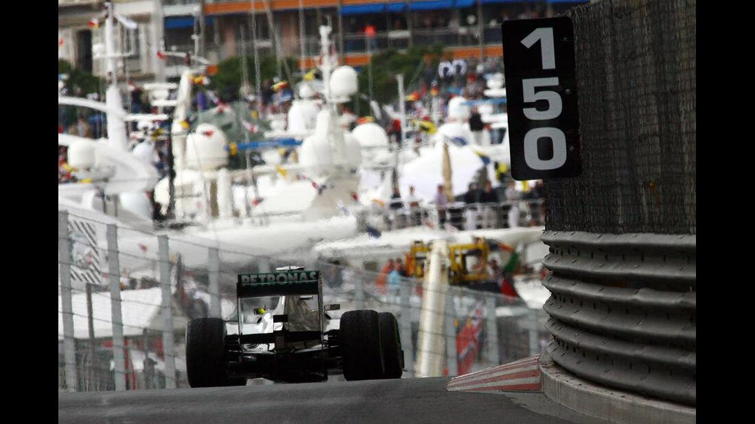 Impressionen - Formel 1 - GP Monaco - 25. Mai 2013