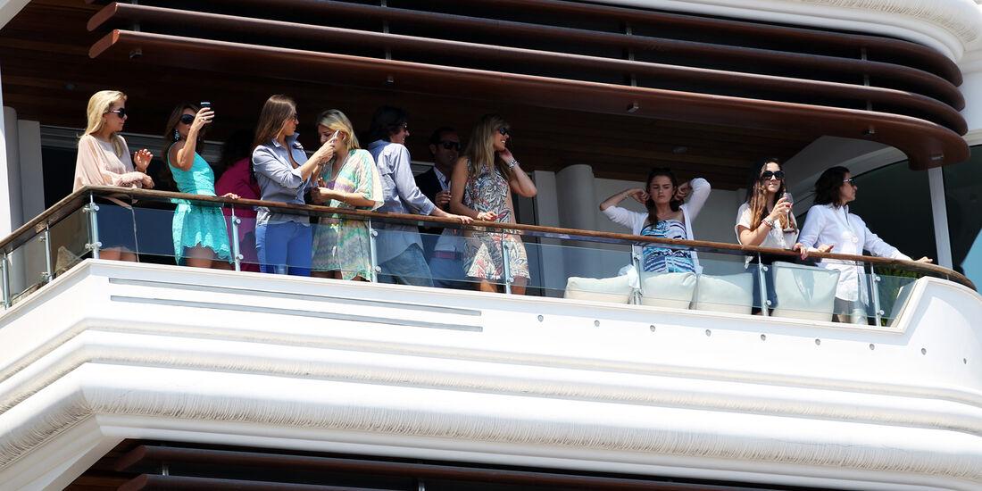 Impressionen - Formel 1 - GP Monaco - 26. Mai 2012