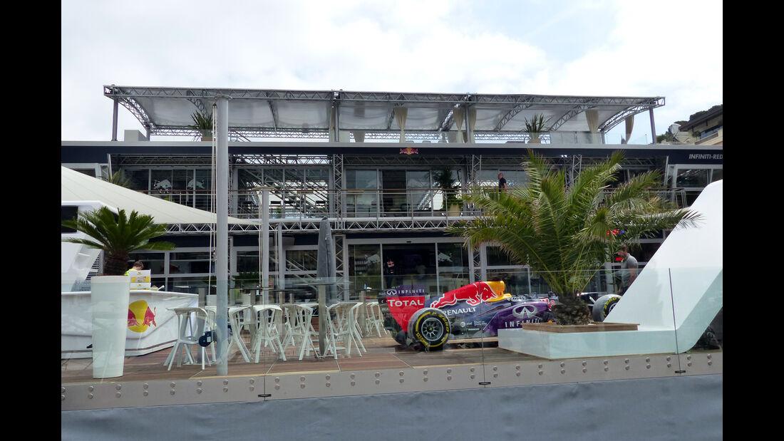 Impressionen - Formel 1 - GP Monaco - Dienstag - 19. Mai 2015