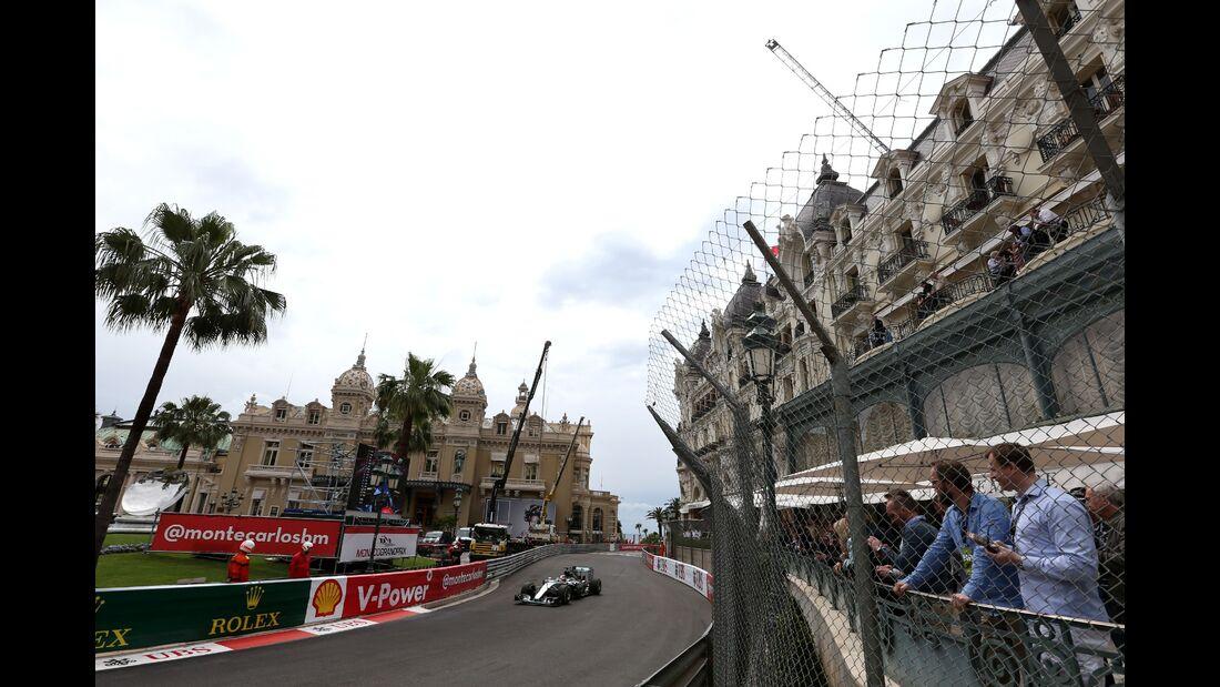 Impressionen  - Formel 1 - GP Monaco - Donnerstag - 21. Mai 2015