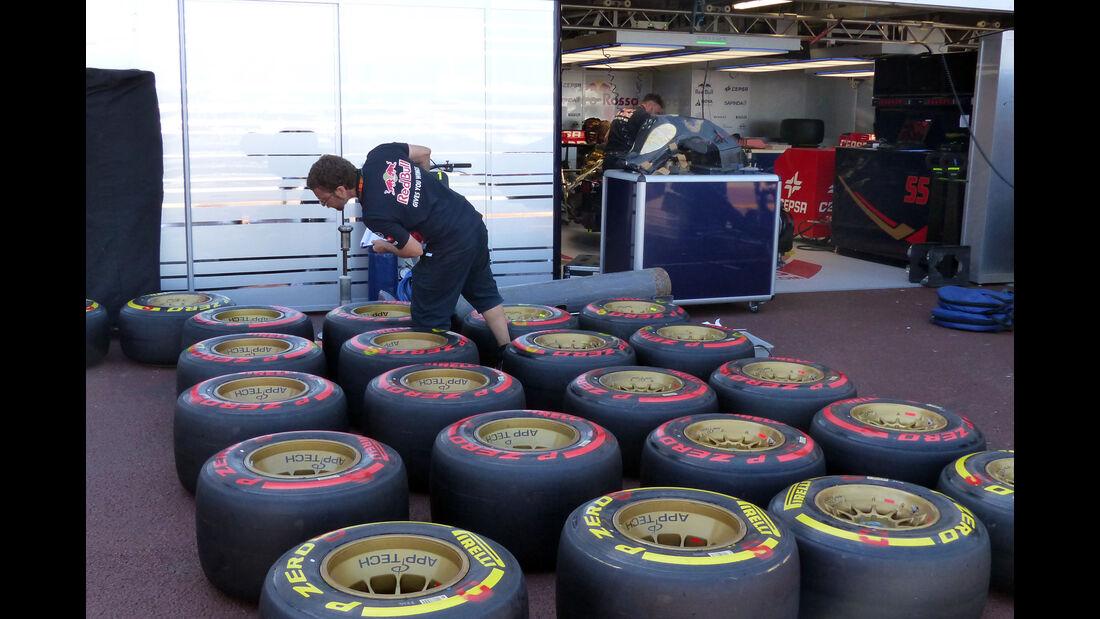 Impressionen - Formel 1 - GP Monaco - Mittwoch - 20. Mai 2015