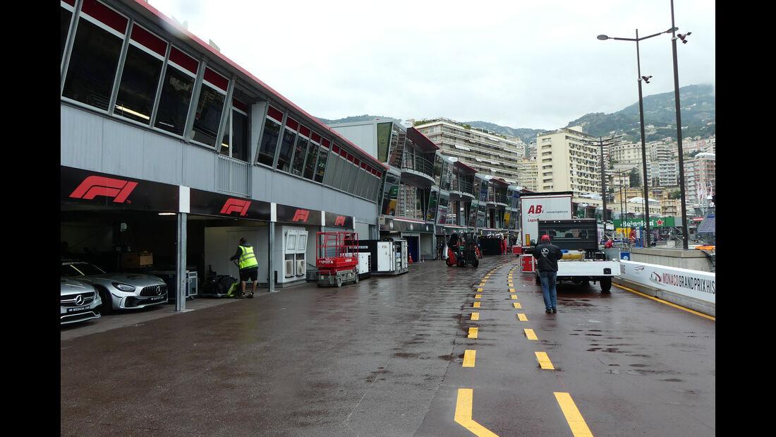Impressionen - Formel 1 - GP Monaco - Mittwoch - 22.5.2018