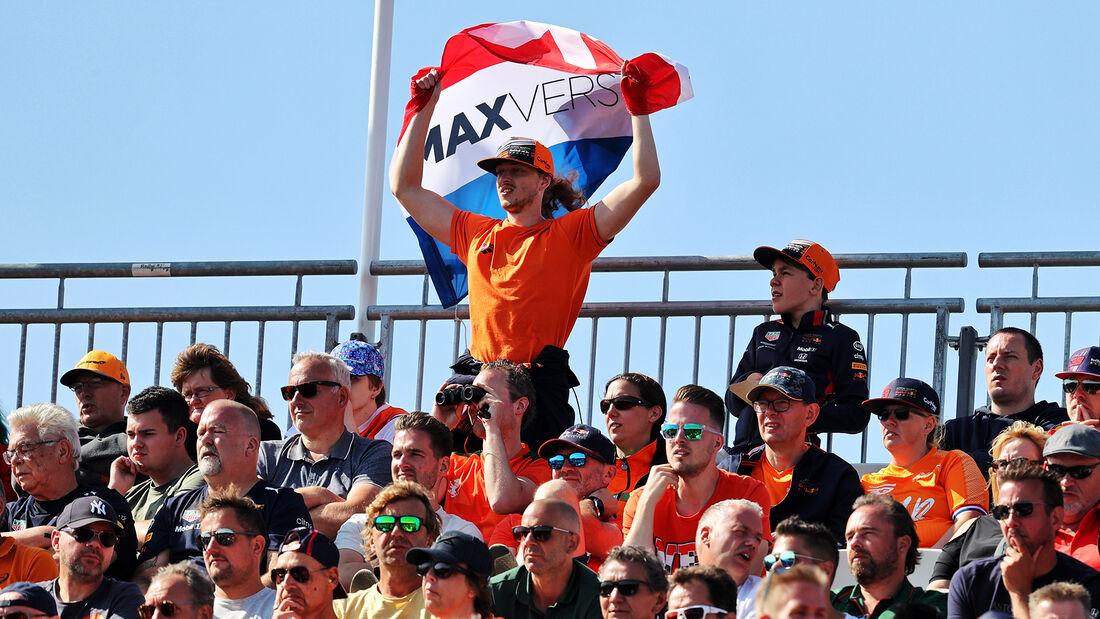 Impressionen - Formel 1 - GP Niederlande - 4. September 2021