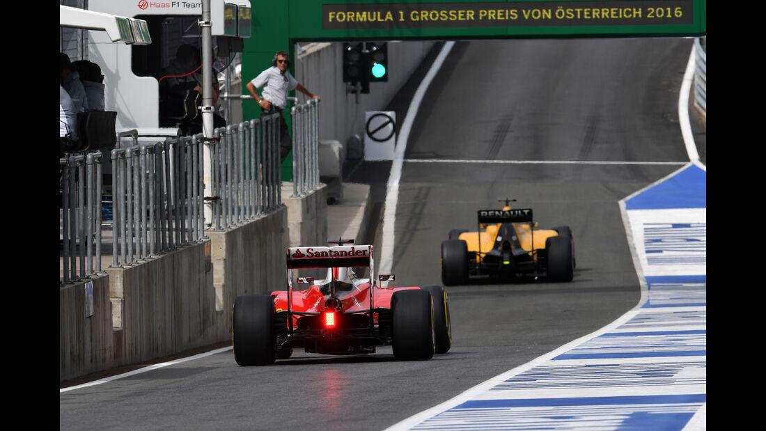 Impressionen - Formel 1 - GP Österreich - 1. Juli 2016