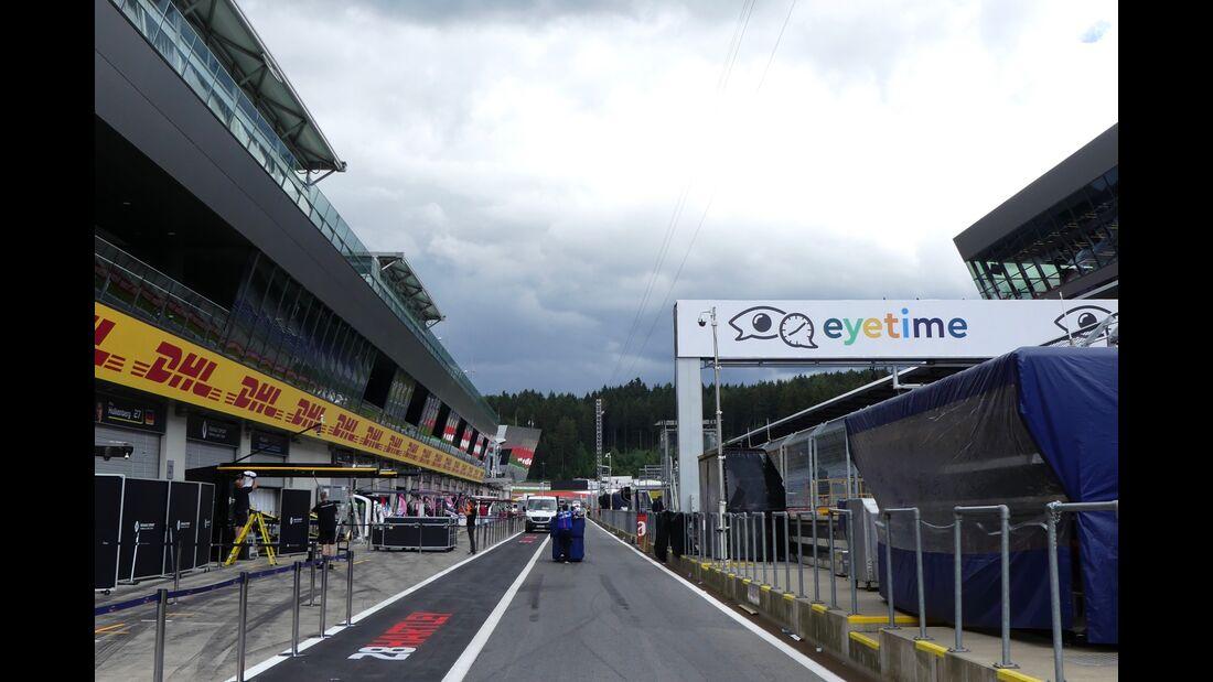 Impressionen - Formel 1 - GP Österreich - 27. Juni 2018