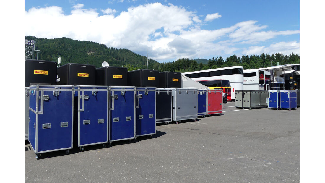 Impressionen - Formel 1 - GP Österreich - 29. Juni 2016