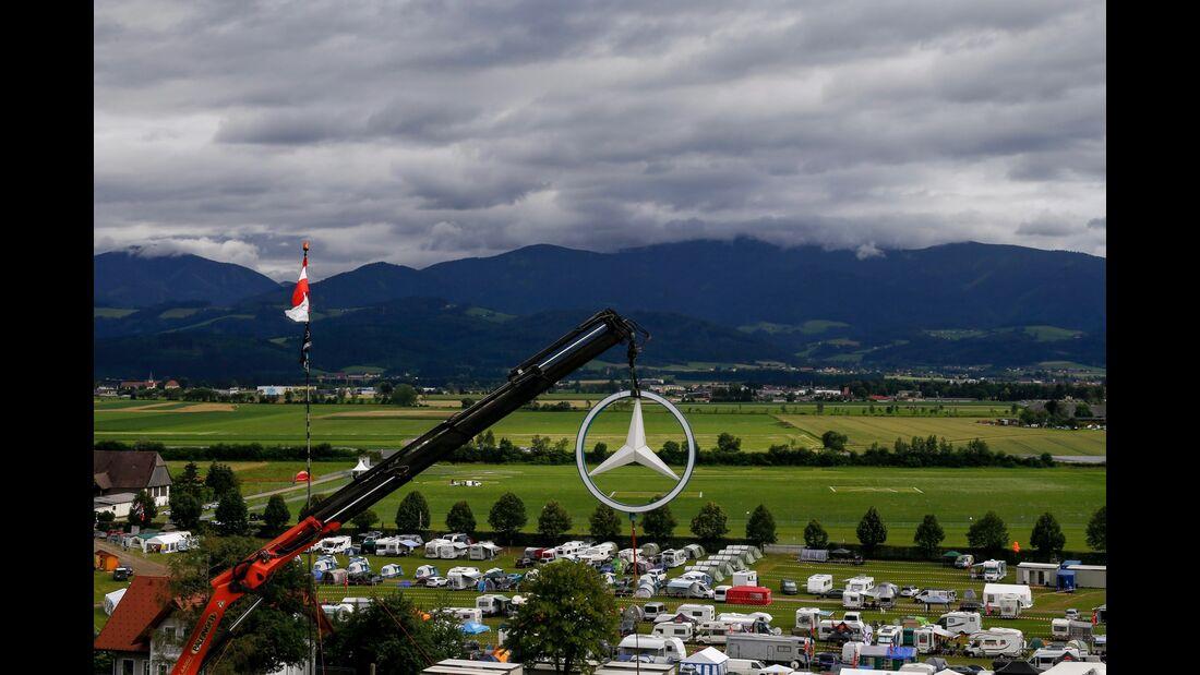 Impressionen - Formel 1 - GP Österreich - 29. Juni 2018