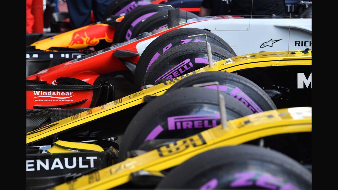 Impressionen - Formel 1 - GP Österreich - 30. Juni 2018
