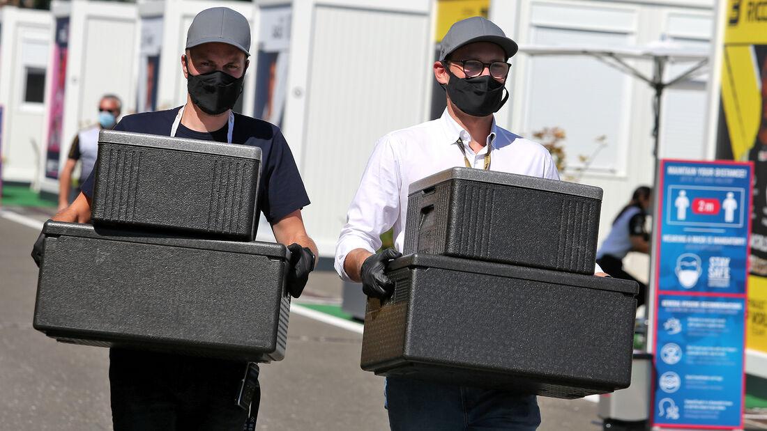 Impressionen - Formel 1 - GP Österreich - 4. Juli 2020