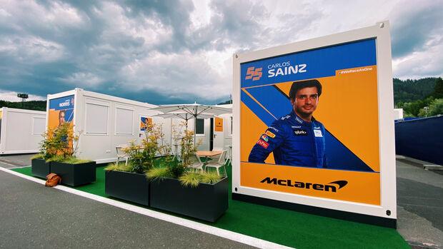 Impressionen - Formel 1 - GP Österreich - Spielberg - 2. Juli 2020