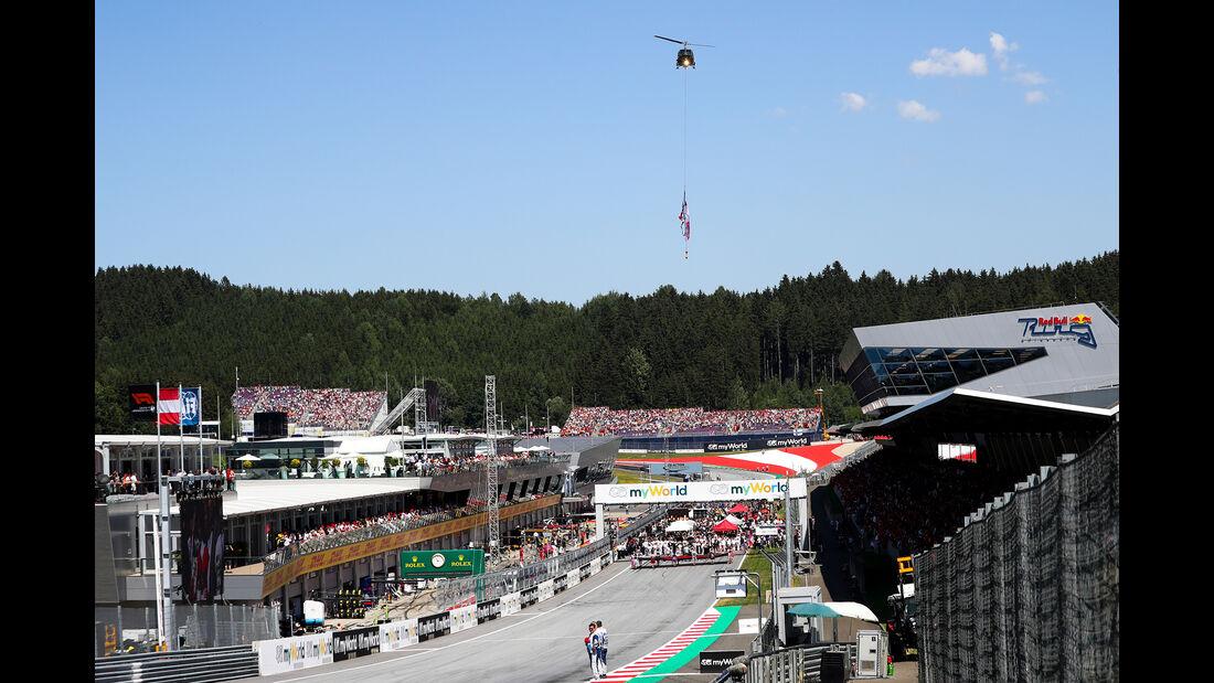 Impressionen - Formel 1 - GP Österreich - Spielberg - 30. Juni 2019