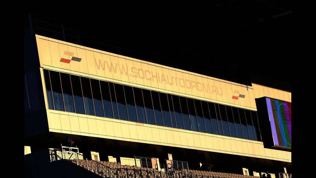 Impressionen - Formel 1 - GP Russland - 11. Oktober 2014