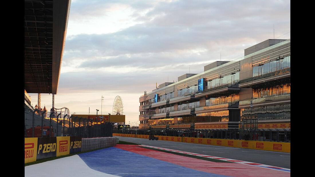 Impressionen - Formel 1 - GP Russland - 28. April 2016