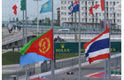 Impressionen - Formel 1 - GP Russland - 30. April 2016