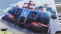 Impressionen - Formel 1 - GP Russland - Sotschi - 26. April 2017