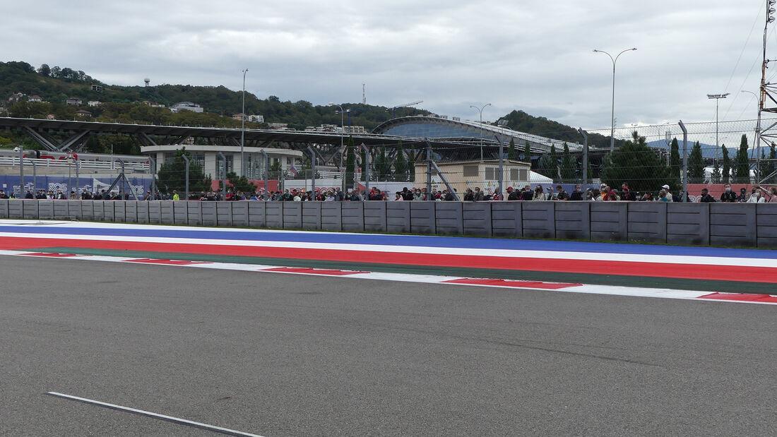 Impressionen - Formel 1 - GP Russland - Sotschi - Donnerstag - 23.09.2021