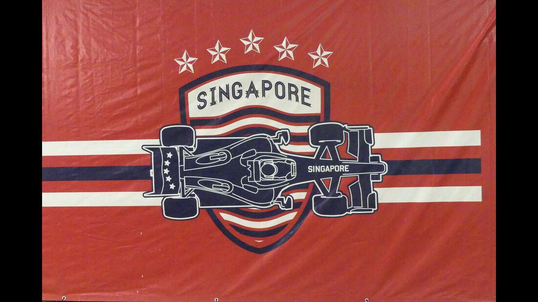 Impressionen - Formel 1 - GP Singapur - 14. September 2016